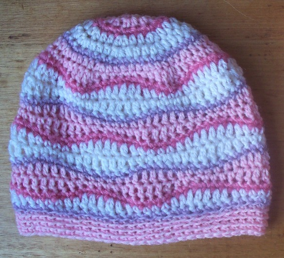 beanie for amaya - by rita summers 2013
