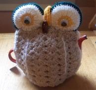 owl tea cosy a- effie summers, nee jestrimski