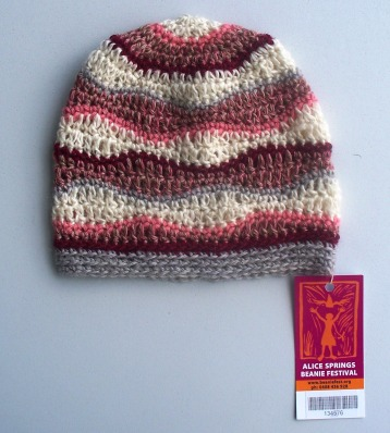 stitchedupmama - brainwave beanie 2