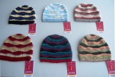 stitchedupmama - brainwave beanies, group