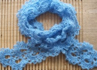 queen anne's lace scarf 3c - rita summers - 2013